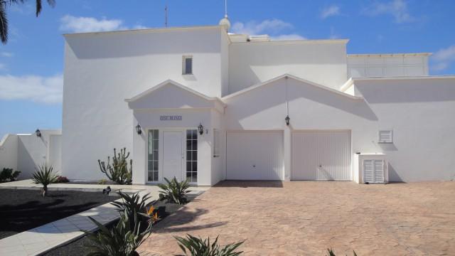Magnifica Villa en Güime