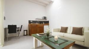 studio 1 salon cocina