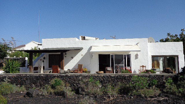Maravillosa Villa con apartamento adicional en Tahiche.