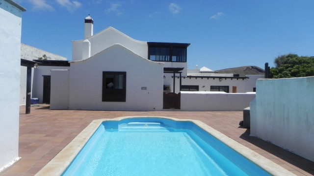 Fantastic Villa with sea views and heated pool