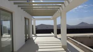 b terraza living