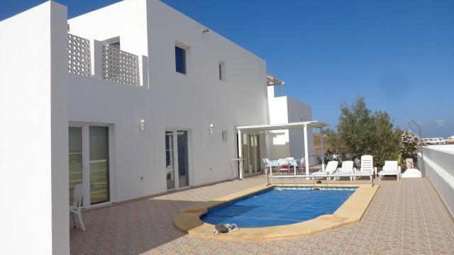 Magnifica villa con piscina