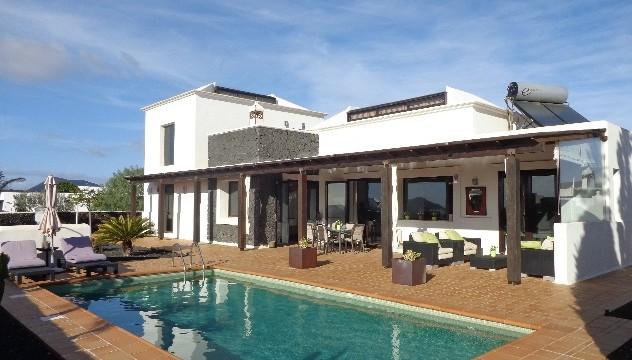 Magnifica villa en Yaiza