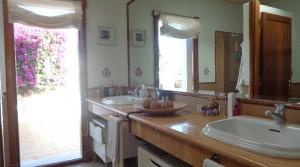 do principal baño