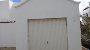 garaje de fuera