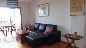 a salon sofa