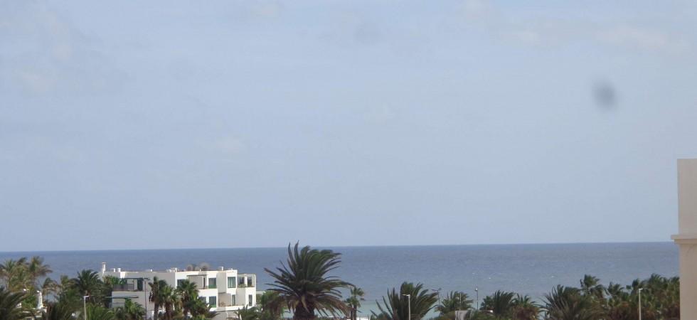 a vistas al mar