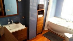 w baño suite
