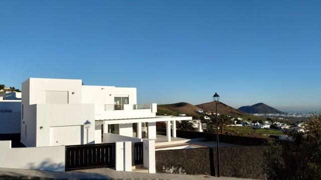 Villa con magnificas vistas panorámicas