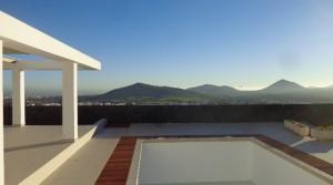 pool y vista