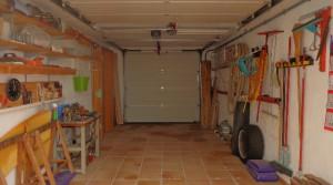 z garaje dentro