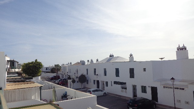 Duplex in Costa Teguise