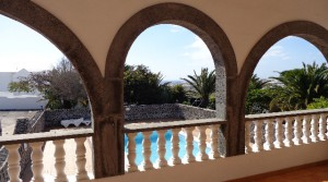 veranda arcos